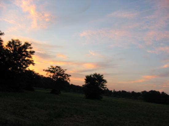 Horizon du soir