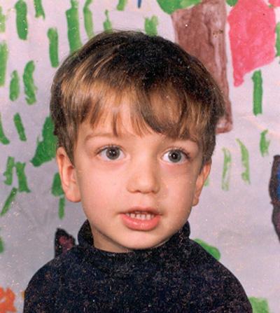 Ludwig à deux ans