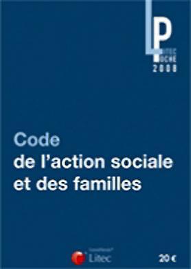 Code action sociale et famille