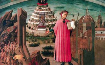 Lettre de Dante aux damnès de l'enfer