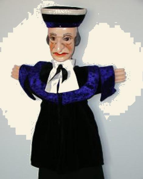 La marionnette préférée des SS
