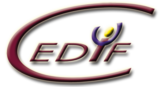 Logo Cedif